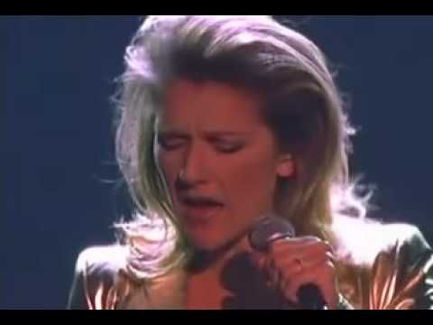 Celine Dion - All By Myself (Live In Memphis 1997) - YouTube