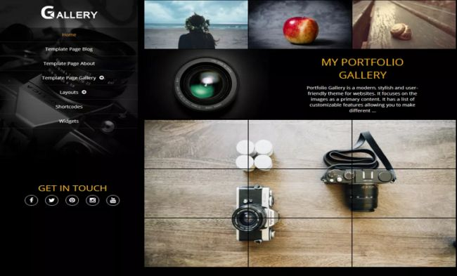 We Collected 20 Awesome Free Portfolio Themes For WordPress