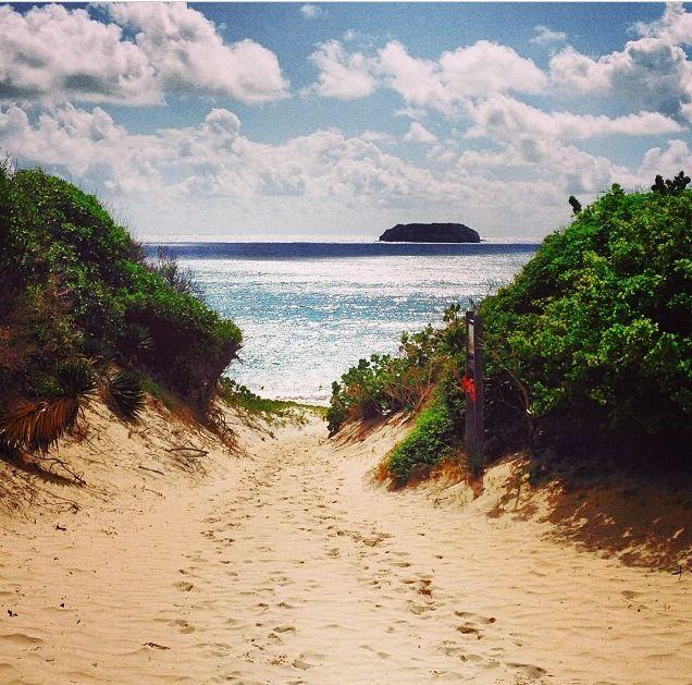 St Jean Beach, St Barts, Caribbean Stock Photo - Image of