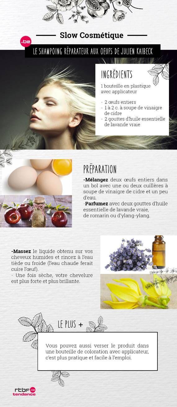 DIY Beauté : comment fabriquer votre shampoing réparateur ? - RTBF Tendance