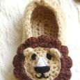 lionLion Slippers, Crochet Ideas, Baby Lions, Baby Booty, Lion Booty, Future Baby, Crochet Lion, Crochet Knits, Crochet Sewing Knits