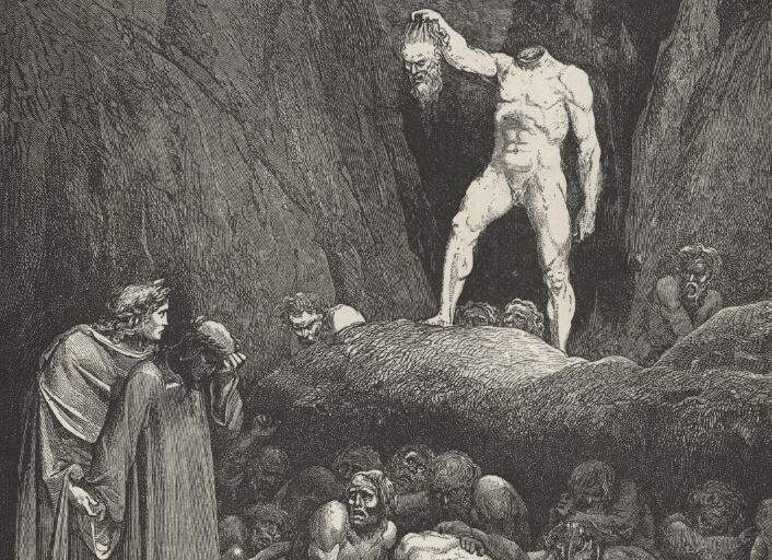 "sin and punishment dante inferno ""in the middle of the journey of our life i found myself within a dark woods where the straight way was lost"" ― dante alighieri, inferno."