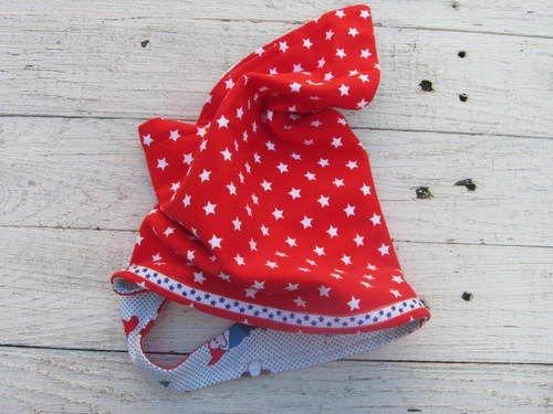 Super vrolijke MixG bandana voor dagje strand!