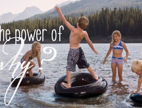 The power of 'why' in children's lives