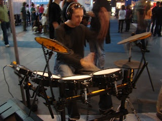 Me at the drums :)