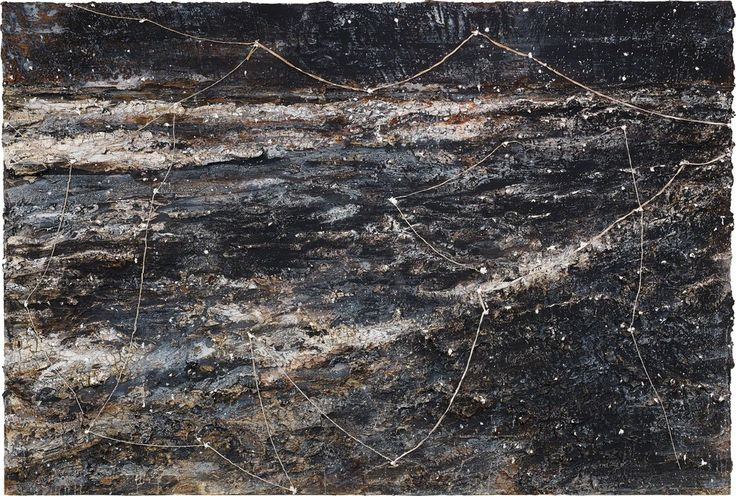 Anselm Kiefer, 'Voyage au Bout de la Nuit (Journey to the End of the Night)', 2004