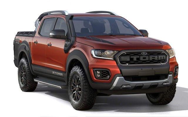 A Ford Confirmou O Lancamento Da Versao Ultra Enfeitada Storm Da Picape Media Ranger No Brasil Para 2019 Ou 2020 O M Ford Ranger Guarda Florestal Fiat Toro