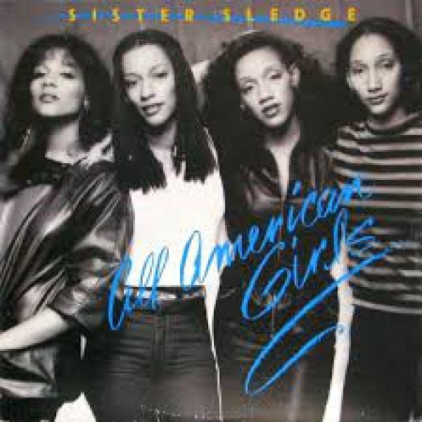 """SISTER SLEDGE est actuellement diffusé sur Jazz Radio avec son titre """"ALL AMERICAN GIRLS"""""""