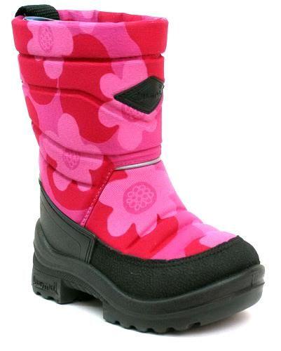 Детская обувь зима kuoma
