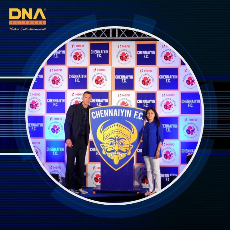 The football crazy fans got a treat at the Meet and Greet, Chennaiyin FC.