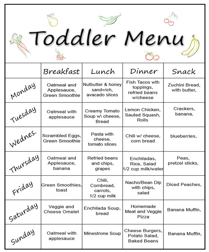 25 Best Ideas About Toddler Menu On Pinterest Baby Meals Toddler Food And