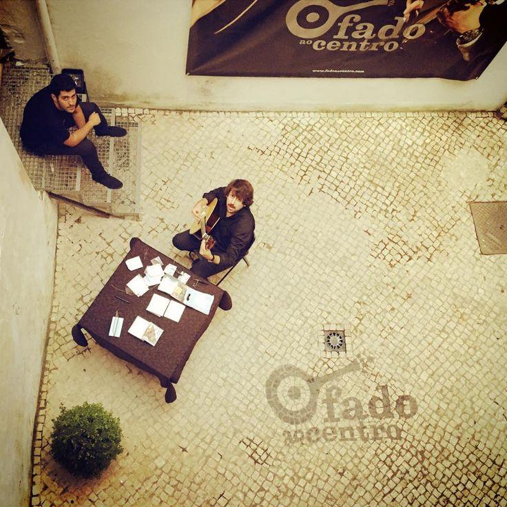 Quebra Costas (Foto: hoje no pátio exterior - Fado ao Centro)