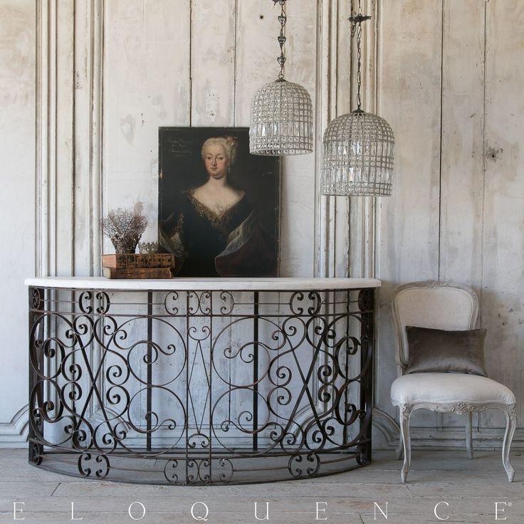 17 best ideas about iron balcony on pinterest balcony for Balcony console