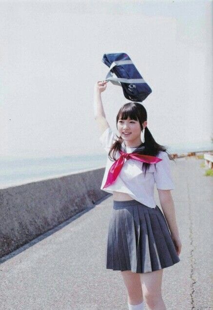 "SKE48 Kimoto Kanon ""Grow Up"" on ENTAME Side B"