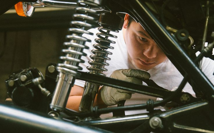 You have an old motorcycle you want to rebuild. We have the process to make that dream a reality, and tips on what you'll need when you're ready to start.