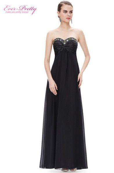 Dlouhé večerní šaty – černé, společenké šaty Na tento produkt se vztahuje nejen zajímavá sleva, ale také poštovné zdarma! Využij této výhodné nabídky a ušetři na poštovném, stejně jako to udělalo již velké množství spokojených …