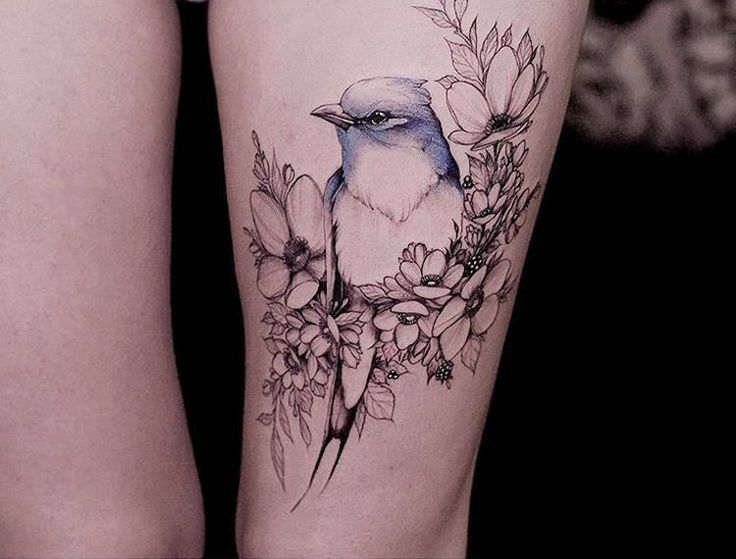 Latest tattoos for women from Pinterest – 15 motifs at a glance