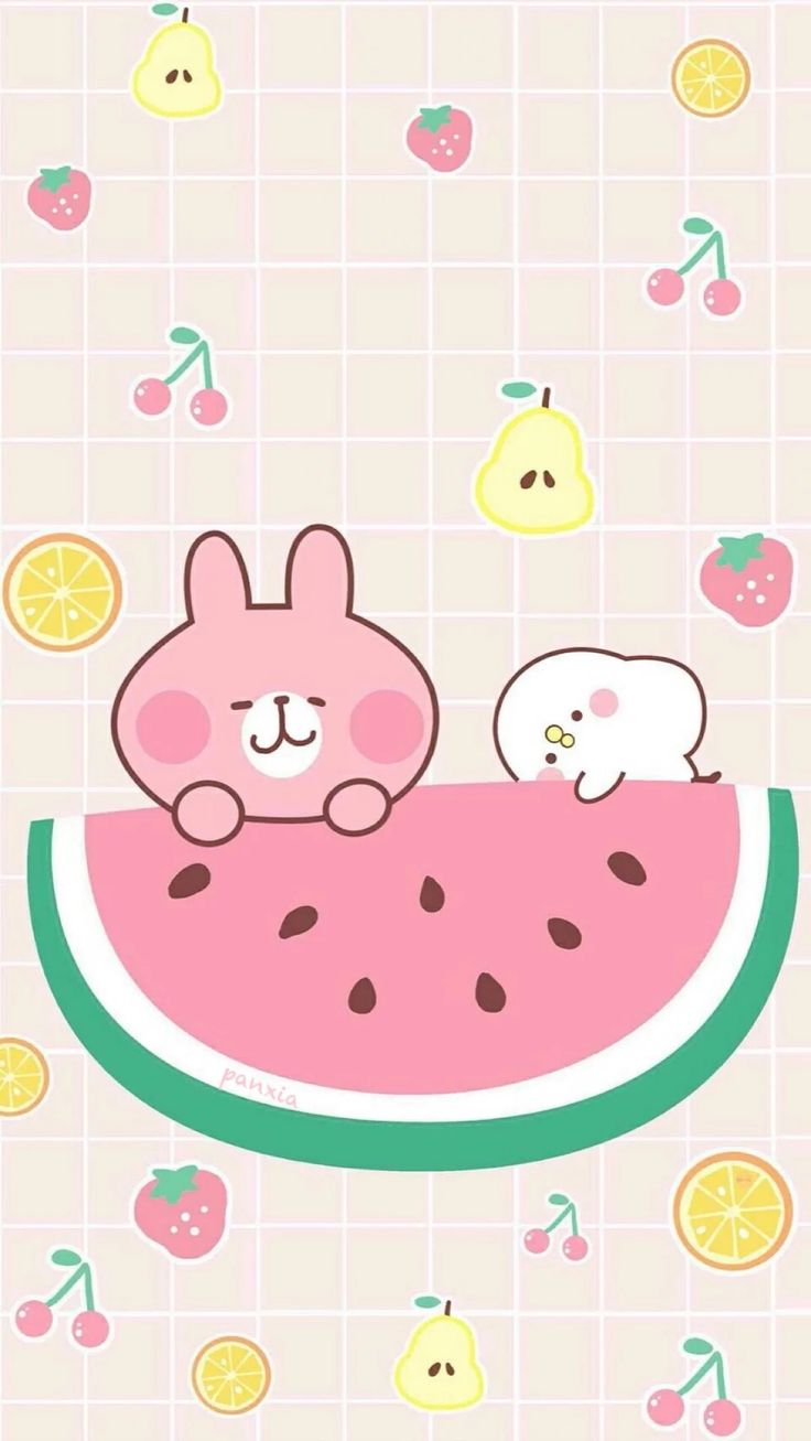 17 best images about cute wallpapers on pinterest iphone - Kawaii phone backgrounds ...