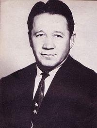 Gaynell Tinsley - LSU Head Football Coach - 1948-1954