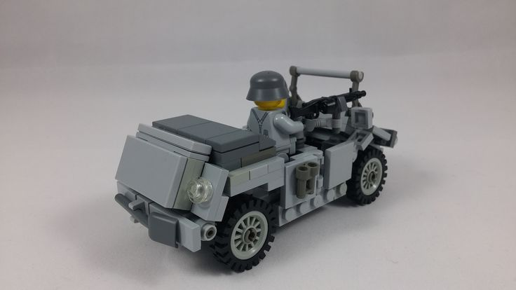 d-day youtube lego
