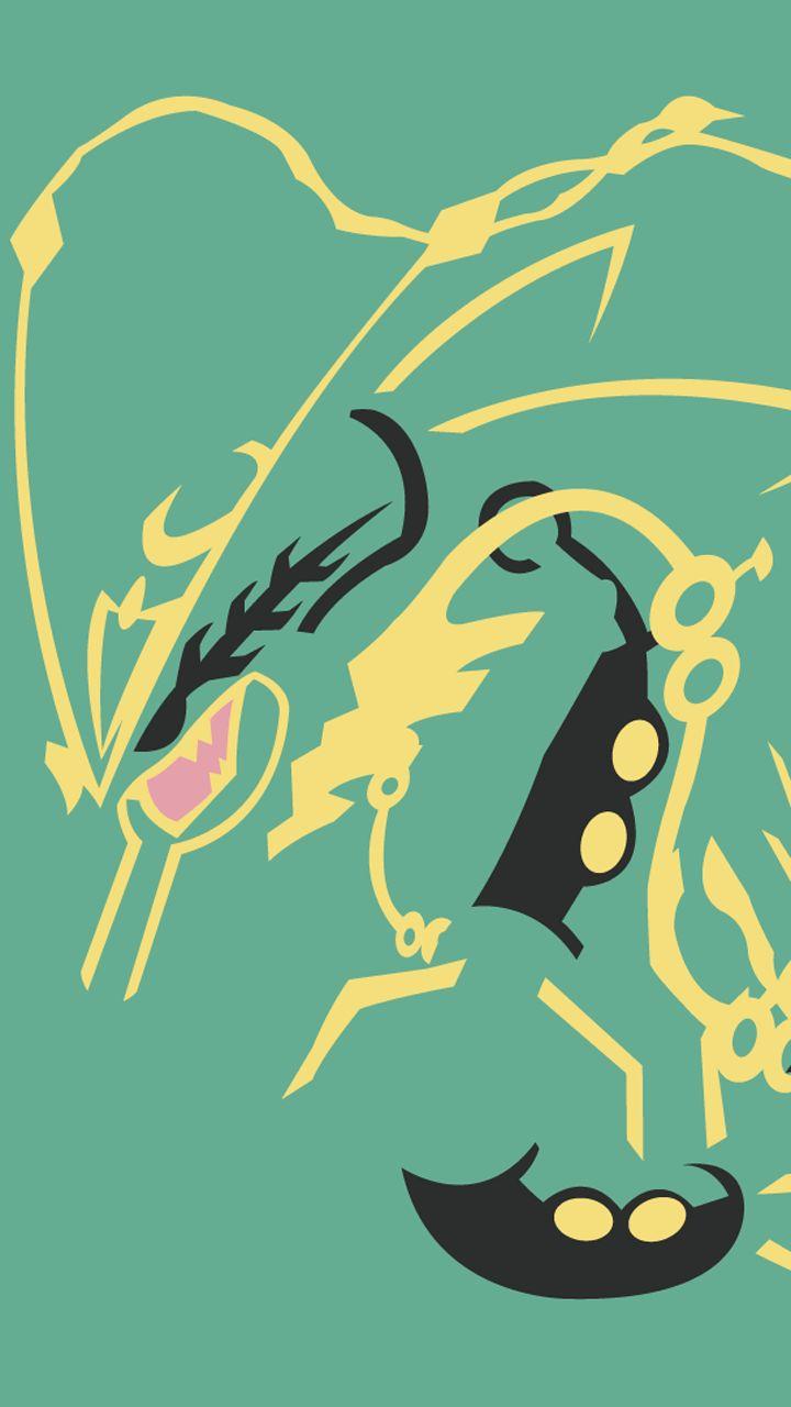 Pokemon: Mega Rayquaza