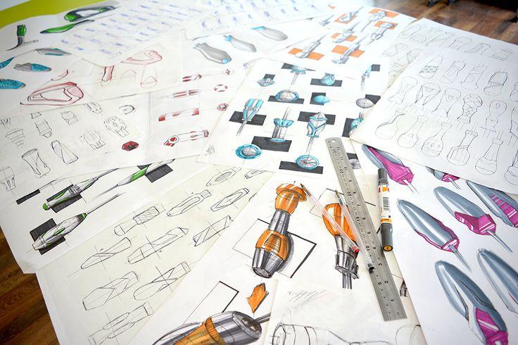 Top Notch Hand Tools   Yanko Design