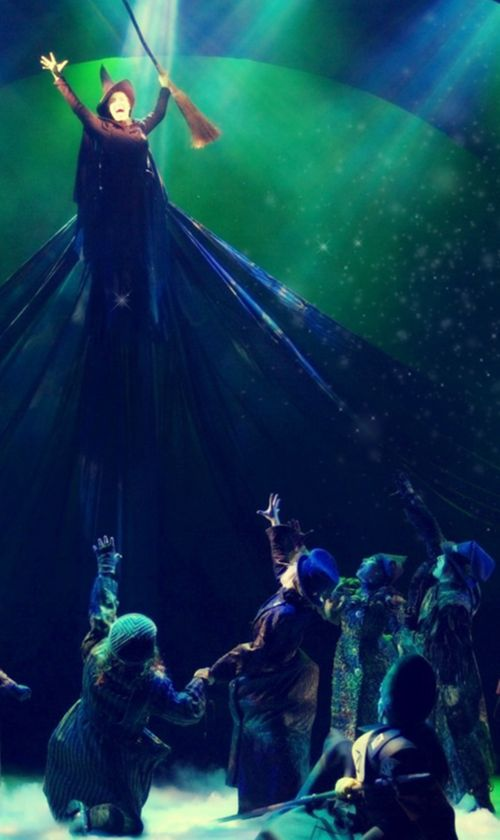 wicked the musical | Wicked - The Musical – Free listening, concerts, stats, & pictures ...