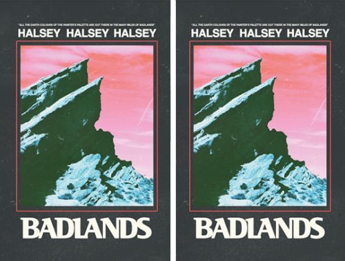 halsey poster - Google Search