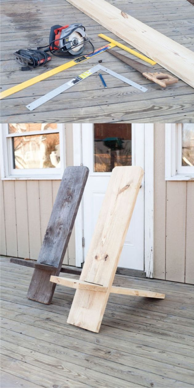 17 mejores ideas sobre sillas en pinterest muebles for Fabricacion de bares de madera