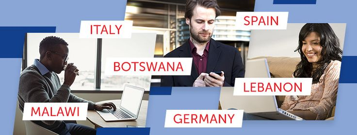 NEW! Mobile top ups to other countries: #Botswana, #Malawi, #Lebano, #Germany, #Italy and #Spain! #immigrants #abroad