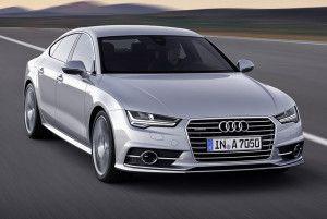 2015 Audi A7 price