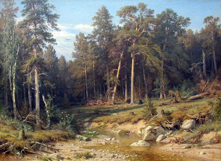 1872_Schischkin_Pinienwald_anagoria.JPG (3032×2204)