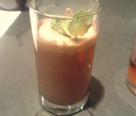 Receita Bebida fria de chocolate por martalgc - Categoria da receita Bebidas