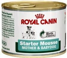Royal Canin Starter Mousse Anne & Yavru Köpek Konservesi