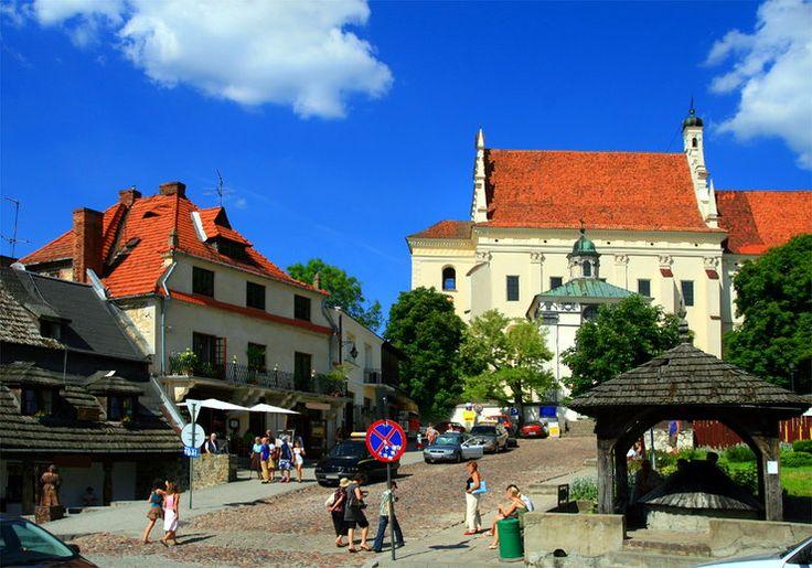 Polska - Kazimierz - miejsca, które musisz zobaczyć