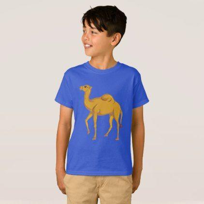 #Vector Cute Camel T-Shirt - #cool #kids #shirts #child #children #toddler #toddlers #kidsfashion