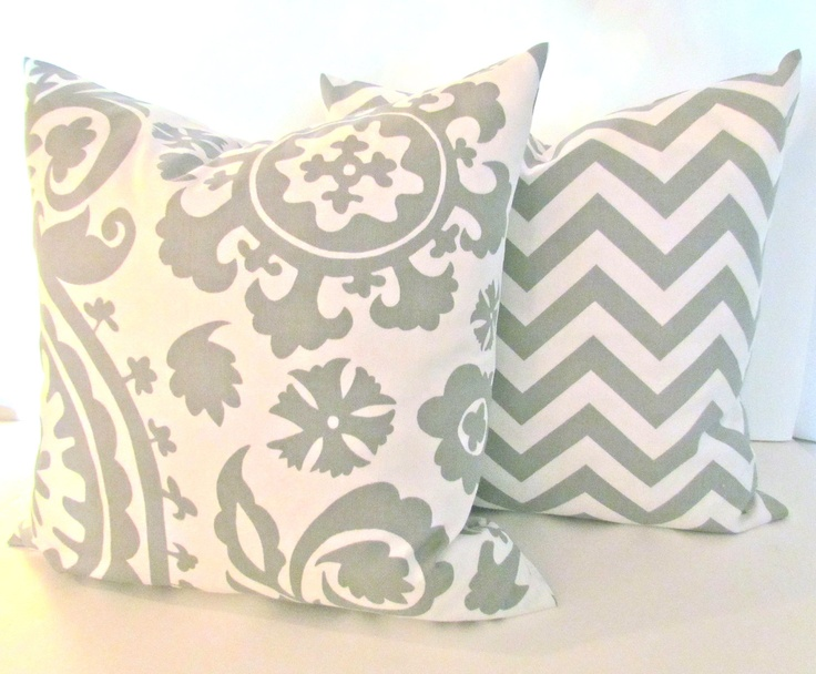 Leather Sofas  SayItWithPillows Expensive But Adorable Pillows via Etsy
