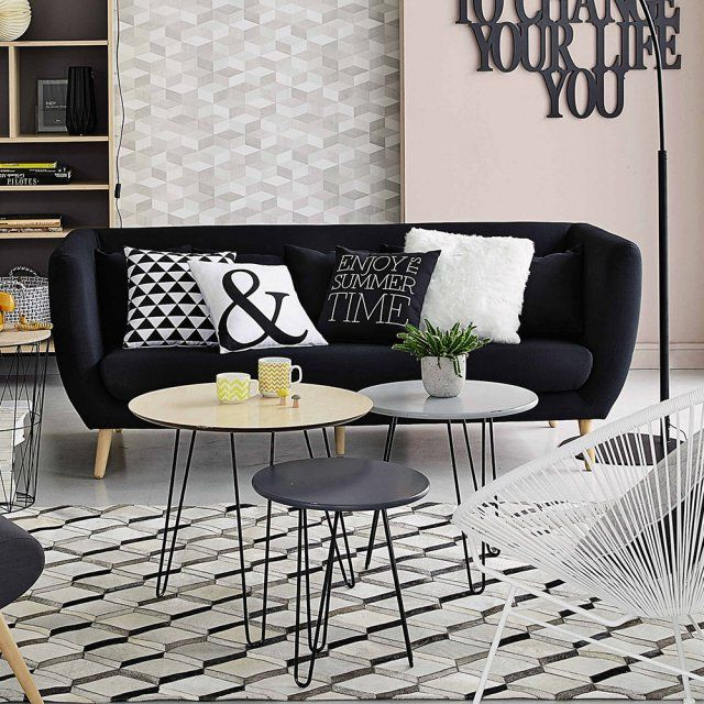 les 25 meilleures id es de la cat gorie tables gigognes sur pinterest salon scandinave salon. Black Bedroom Furniture Sets. Home Design Ideas