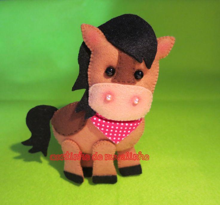 Rafael's baby horse