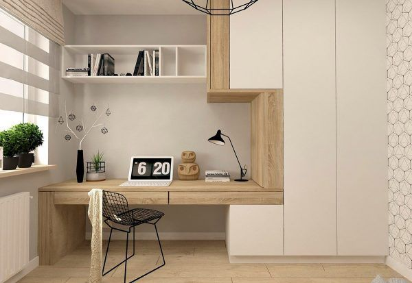 10 kreative minimalistische Home Offices – kleines Stück von mir