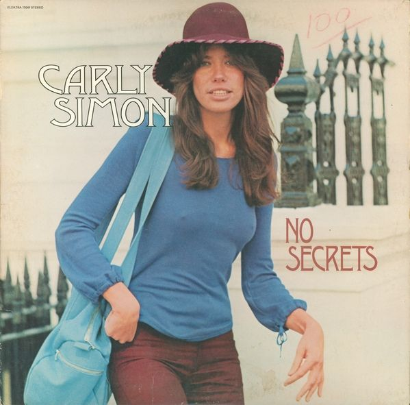 Carly Simon - No Secrets 1972
