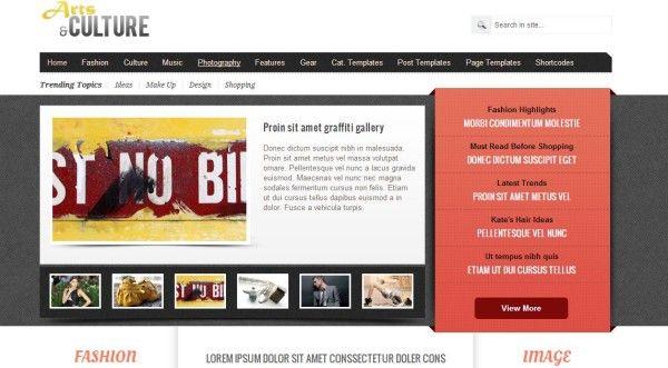 Mejores 235 imágenes de NullPHP en Pinterest   Tema de wordpress ...