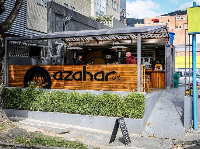 Azahar | 16 Encantadores cafés de Bogotá que tienes que visitar ahora mismo