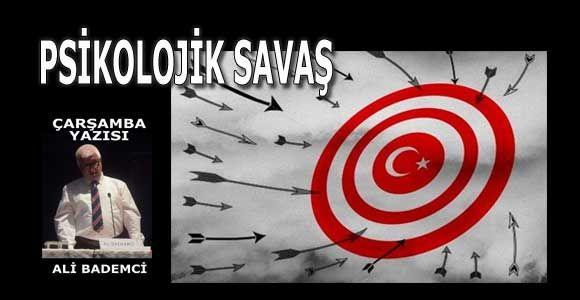 ÜLKÜCÜ KADRO ///  PSİKOLOJİK SAVAŞ