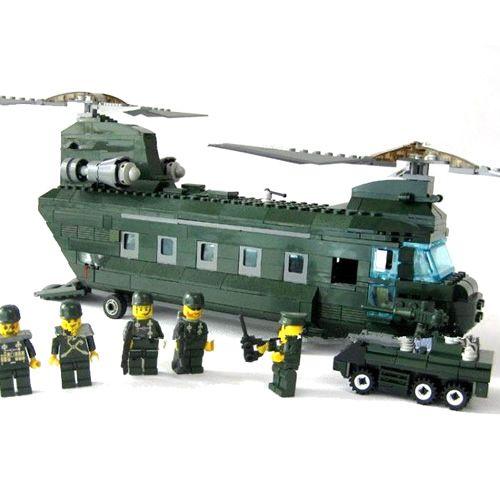 Military Lego Military