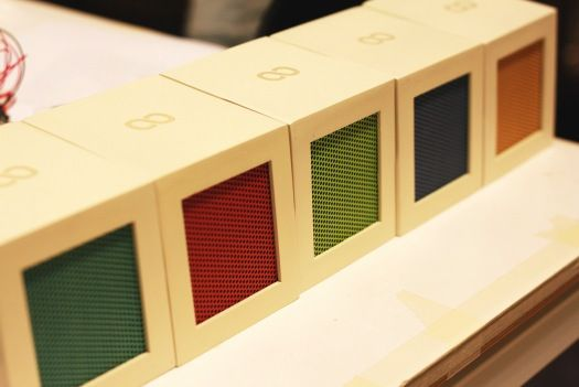 Tiny Wooden Box Is A Real World Spotify Radio