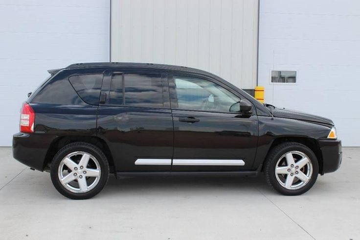 eBay: 2009 Jeep Compass Limited 4x4 4dr SUV 2009 Jeep Compass Limited 4x4 4dr SUV 81883 Miles Black SUV 2.4L I4 CVT #jeep #jeeplife