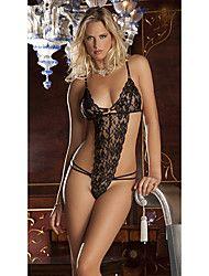 Wild ragazza donne di colore lingerie di pizzo uniforme sexy