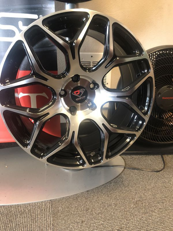 BRAND NEW 18 inch rims for only $500 !!! for Sale in Tacoma