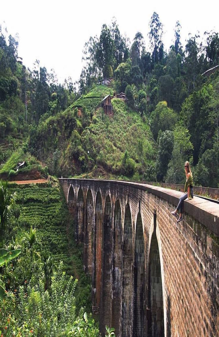 Guide: 9 Arch Bridge – Ella, Sri Lanka